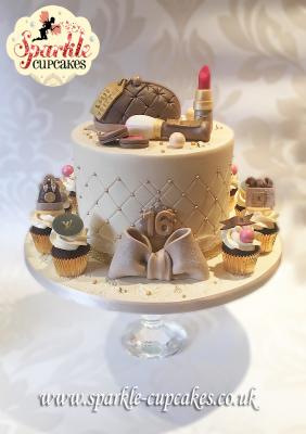 Sparkle Cupcakes Leeds Cakes Birthday Cake Makers